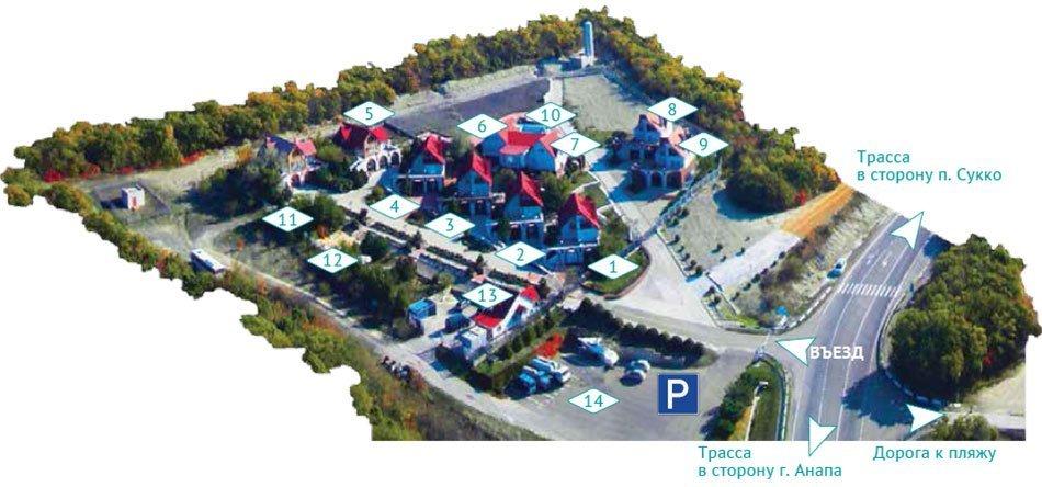 Схема проезда в санатории «Аквамарин» | Санаторий ...: http://aquamarine-anapa.ru/shema_proezda